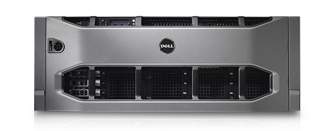 dell Dell R910 server E7-4807 * 2 16G 600G * 5 RAID5 electric double tax
