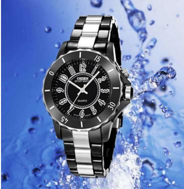 Onsun OHSEN genuine original colorful luminous waterproof sports watch fashion lady watch quartz fem