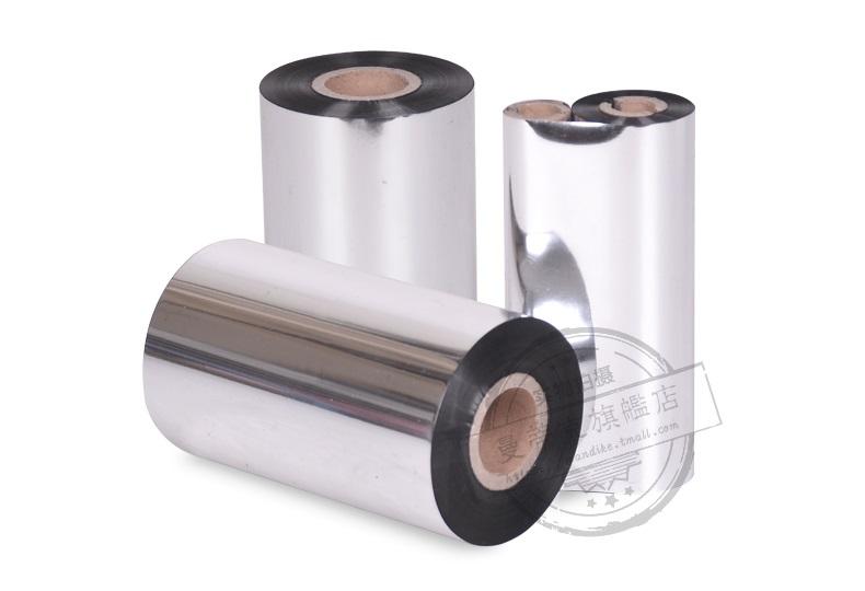 Ruy băng than Wax ribbon 40|50|60|70|80|90|110mm*300m barcode printer ribbon label 70|90m