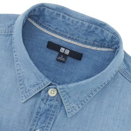 Men's casual shirt (short sleeves) 169 630 UNIQLO