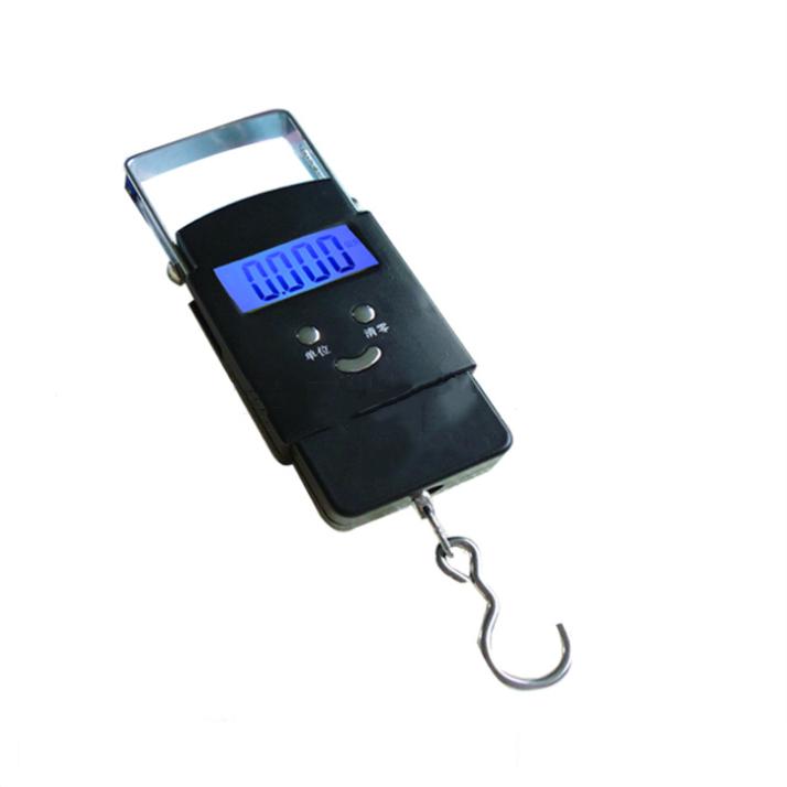 Cân điện tử kích cỡ nhỏ di động Yu Wei 50kg