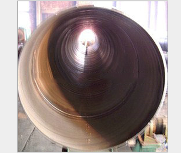 A large supply of various specifications of construction steel spiral pipe quality spiral pipe
