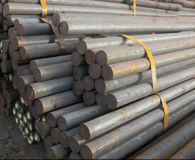 Factory direct 45 # carbon structural round bar 20 # P 40Cr round Baosteel large national distributi