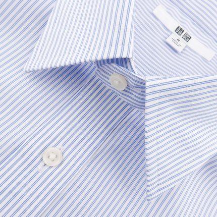 Men DRY EASY CARE striped shirt (short sleeve) (drying) 169 232 UNIQLO UNIQLO