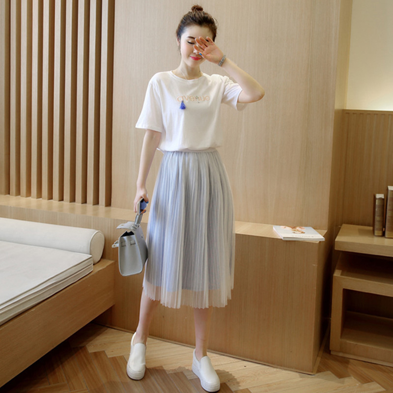 Đầm   2016 new spring and summer heavy silk satin long skirt dress Europe and large size women's Eu