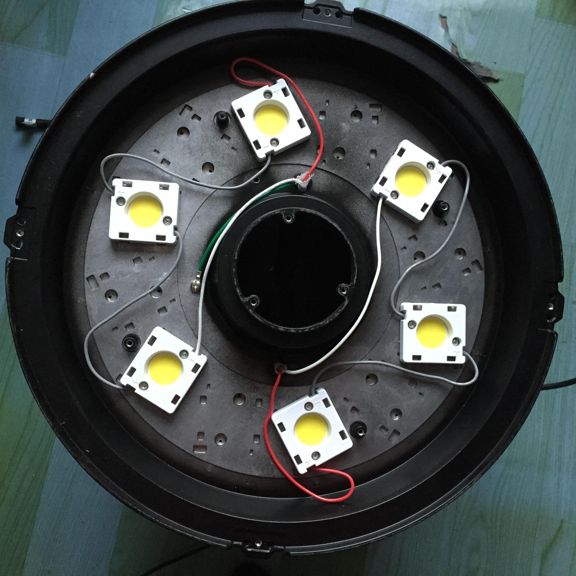 Vỏ chụp đèn chiếu điểm LED High Bay Light Factory Direct mining lamp shell kit designed for Mitsubis