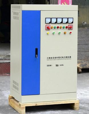 Sắt từ   Máy điều chỉnh điện áp SBW-600KVA