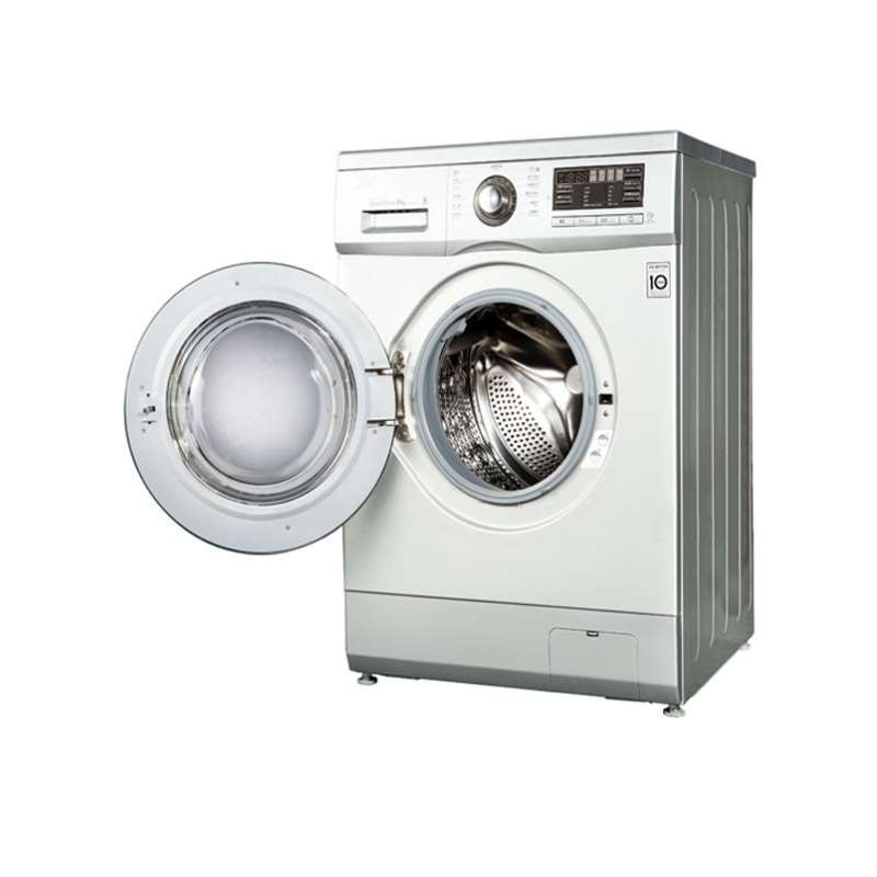 LG LG WD-T14415D 8 Gongjin intelligent washing machine drum poly-frequency digital home appliances
