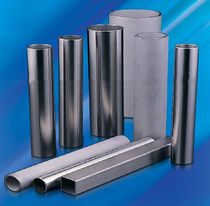 Wuxi 304 stainless steel tube, 304 stainless steel pipe smooth stainless steel thin wall thick wall