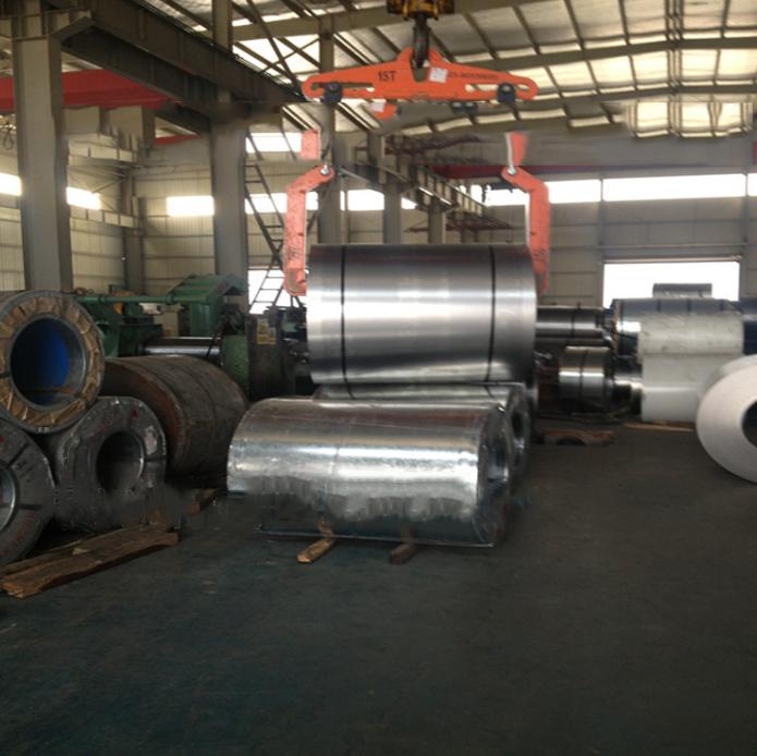 Tôn mạ kẽm  Wuhan Iron and Steel galvanized sheet volume has spent no flowers galvanized sheet can