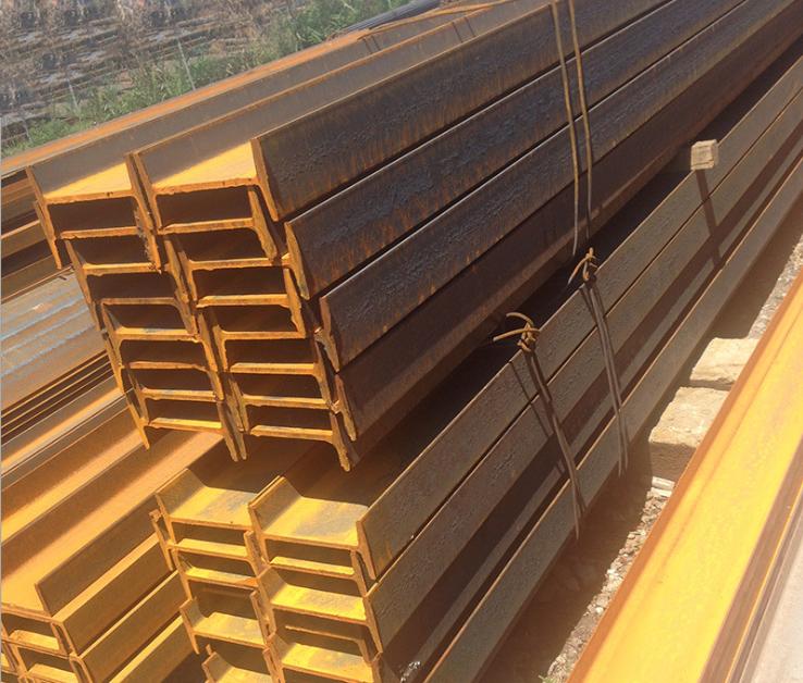 Thép ch ữ I   HDG Galvanized beam beam beam Tianjin Q235B galvanized galvanized channel steel I-bea