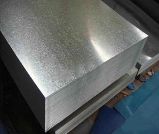Tôn mạ kẽm  Spot wholesale galvanized sheet HDG coil deep drawing galvanized tin galvanized steel D