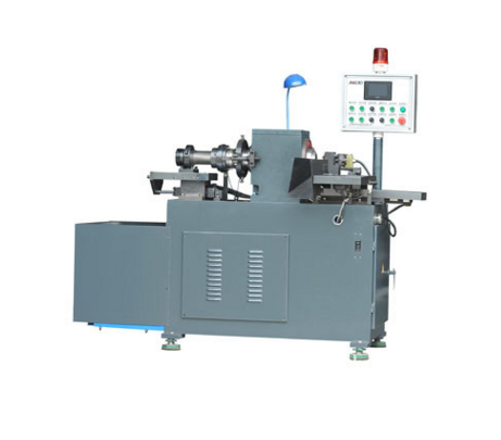 Máy tiện CNC  Supply of automatic pipe cutting precision double servo feed tube cutting machine JB-