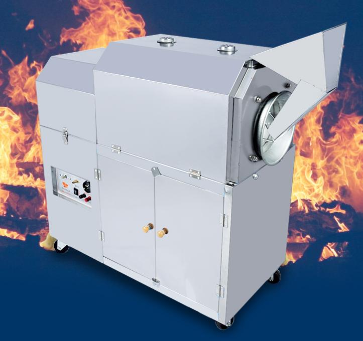 Máy đồ họa 3D và dựng phim   25 Gas type electric multifunction Roasting Machine Chao Lizi machine