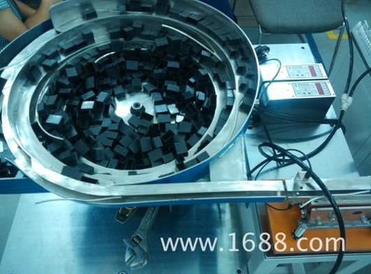 Máy sàng   Non-standard automation relay plastic shell vibration plate