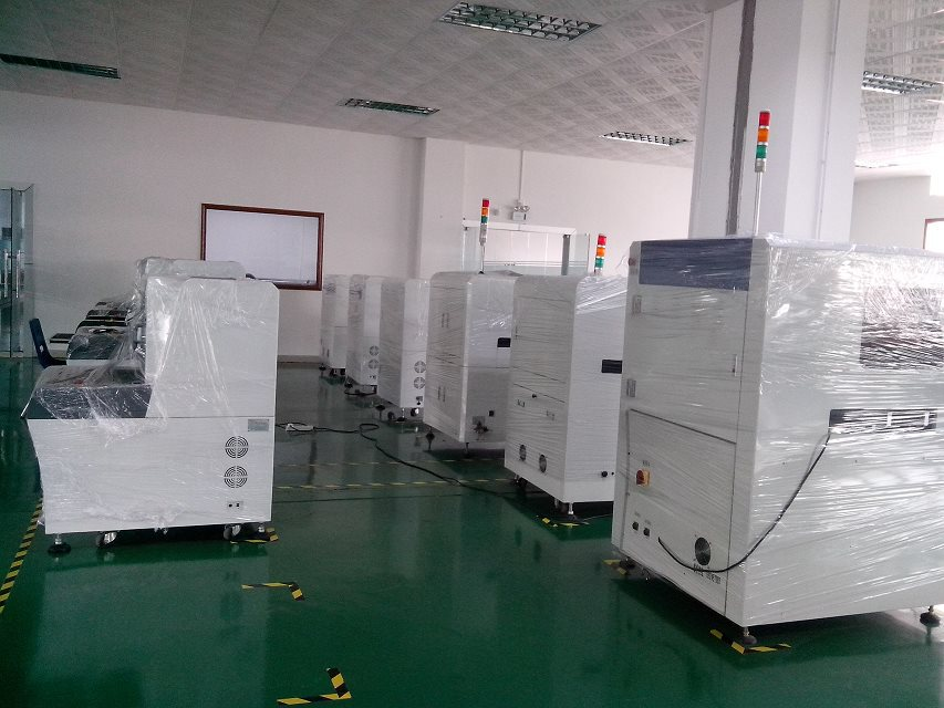Dung cụ quang học  SMT production of online / offline aoi detector, optical inspection equipment