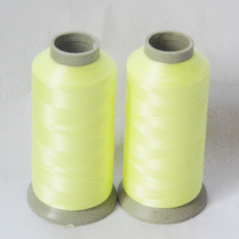 600D polypropylene factory direct ultra-bright luminous luminous sewing thread yarn wholesale line f