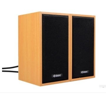 Thị trường phụ kiện vi tính  Computer accessories wholesale factory outlet classic wooden box bass