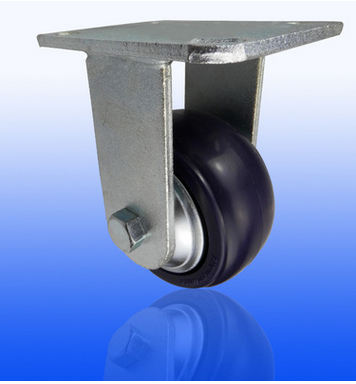 bánh xe đẩy(Bánh xe xoay)  Jin Yi manufacturers selling 4 to 8 inch fixed flat endurance industrial