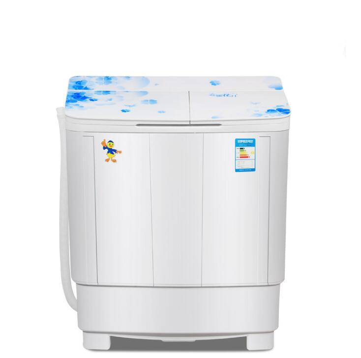 Máy giặt bán tự động kích cỡ lớn 8.6kg