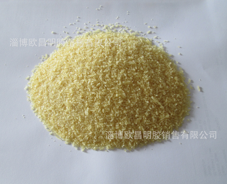 Chất phụ gia tổng hợp  Gelatin food grade food additive thickening agent 160 frozen animal protein,