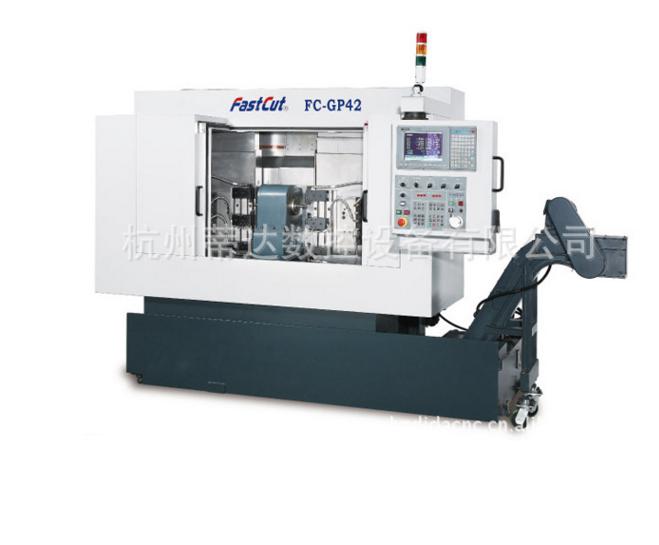 Professional sources billion sale of Taiwan imports large CNC lathe CNC lathe FC-GP42