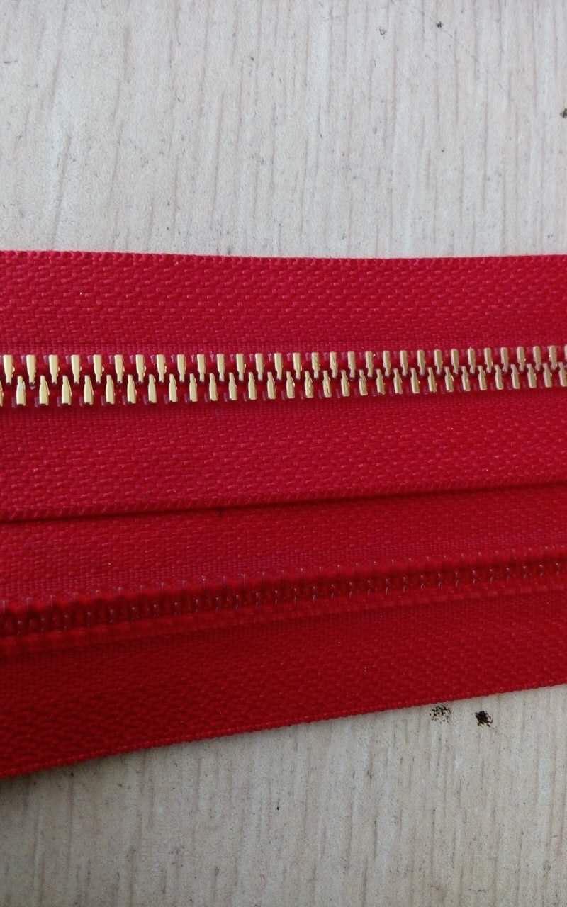 Dây kéo kim loại 8 nanomaterials imitation metal zipper
