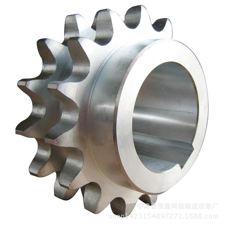 Dây curoa  High-quality stainless steel sprocket gear sprocket wear resistance of various sprockets