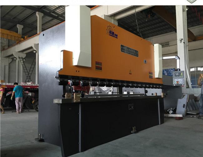 Máy tiện CNC   Leading Anhui bending machine CNC bending machine 100t4000 MD11 easy bending machine