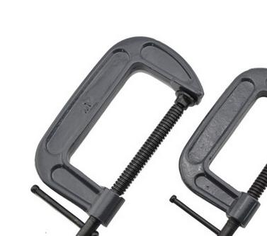 Vật liệu mài mòn  Ai Ruize G clamp F folder C G-type clip clip woodworking clamp fixture Abrasives F