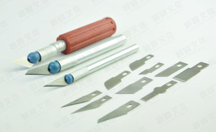 Dao điêu khắc  Wholesale professional knife sets chisel lettering knife paper cutting knife 3 blade