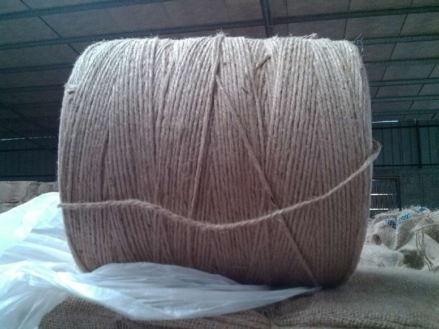 Specializing webbing jute twine tie line character line of good quality