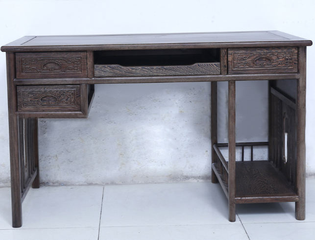 Máy tính để bàn - PC   Computer desk study desk The study of classical Chinese style furniture desk