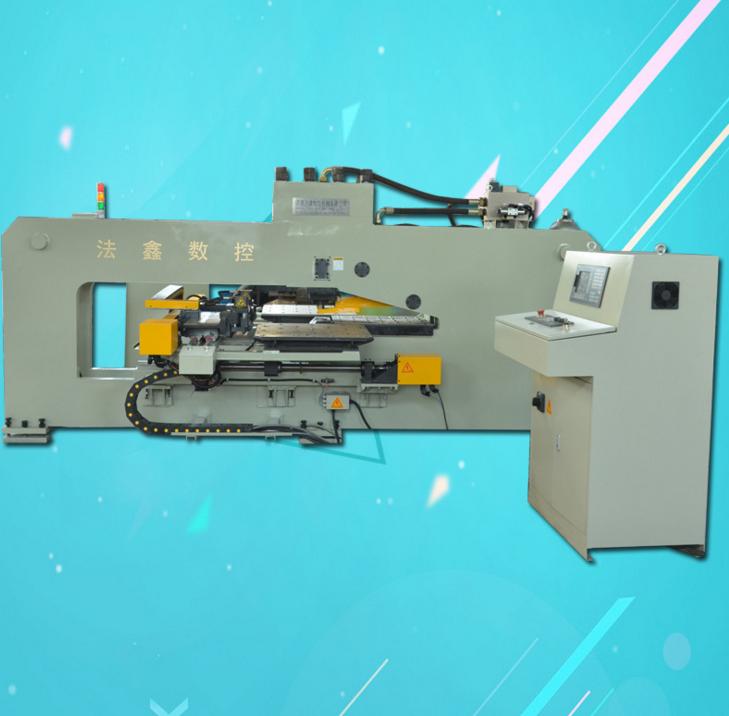 Máy tiện CNC  Hydraulic CNC punch