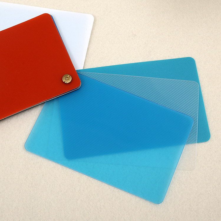 Ván nhựa (cuộn)  Days Jizhou print all kinds of exquisite quality PP Plate color can be customized f