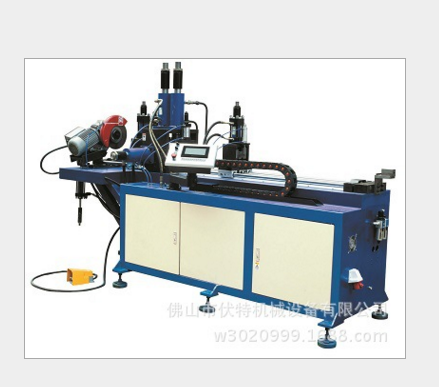 Supply shelves punching machine, display punching machine, punching machine column
