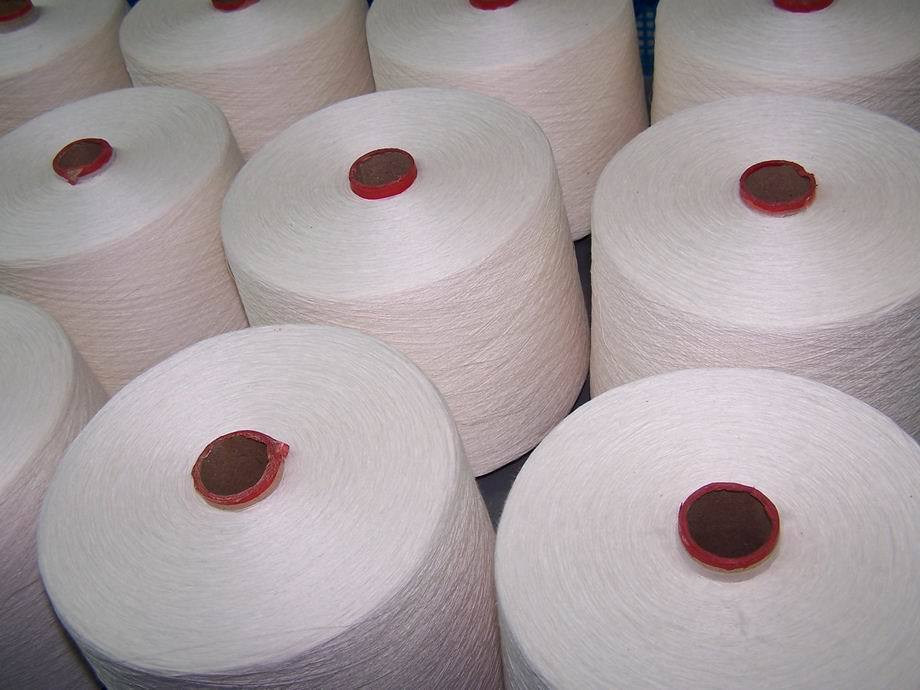 Sợi gai   linen yarn in Europe the whole process imported raw materials native flax yarn spinning t