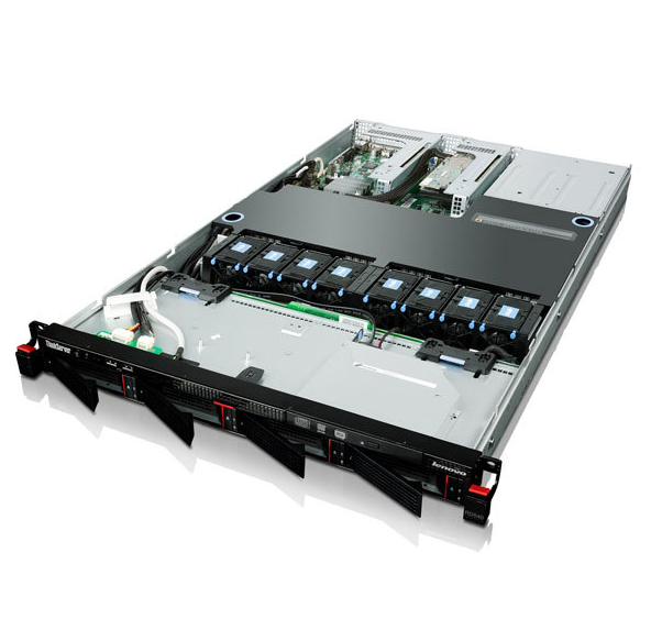 Máy chủ - Serve   Lenovo RD450 (Xeon E5-2609v3 / 4G / 300G SAS hot-swap) ThinkServer servers