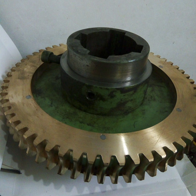 Dây curoa  [Mechanical] Jiahong selling heavy machinery and special gear Copper Worm King-size cust