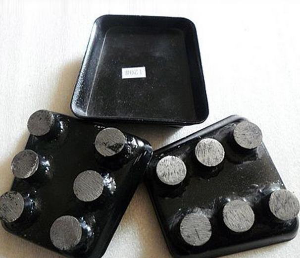 Vật liệu mài mòn  Horseshoe-shaped metal block grinding stone grinding tools dedicated high-quality