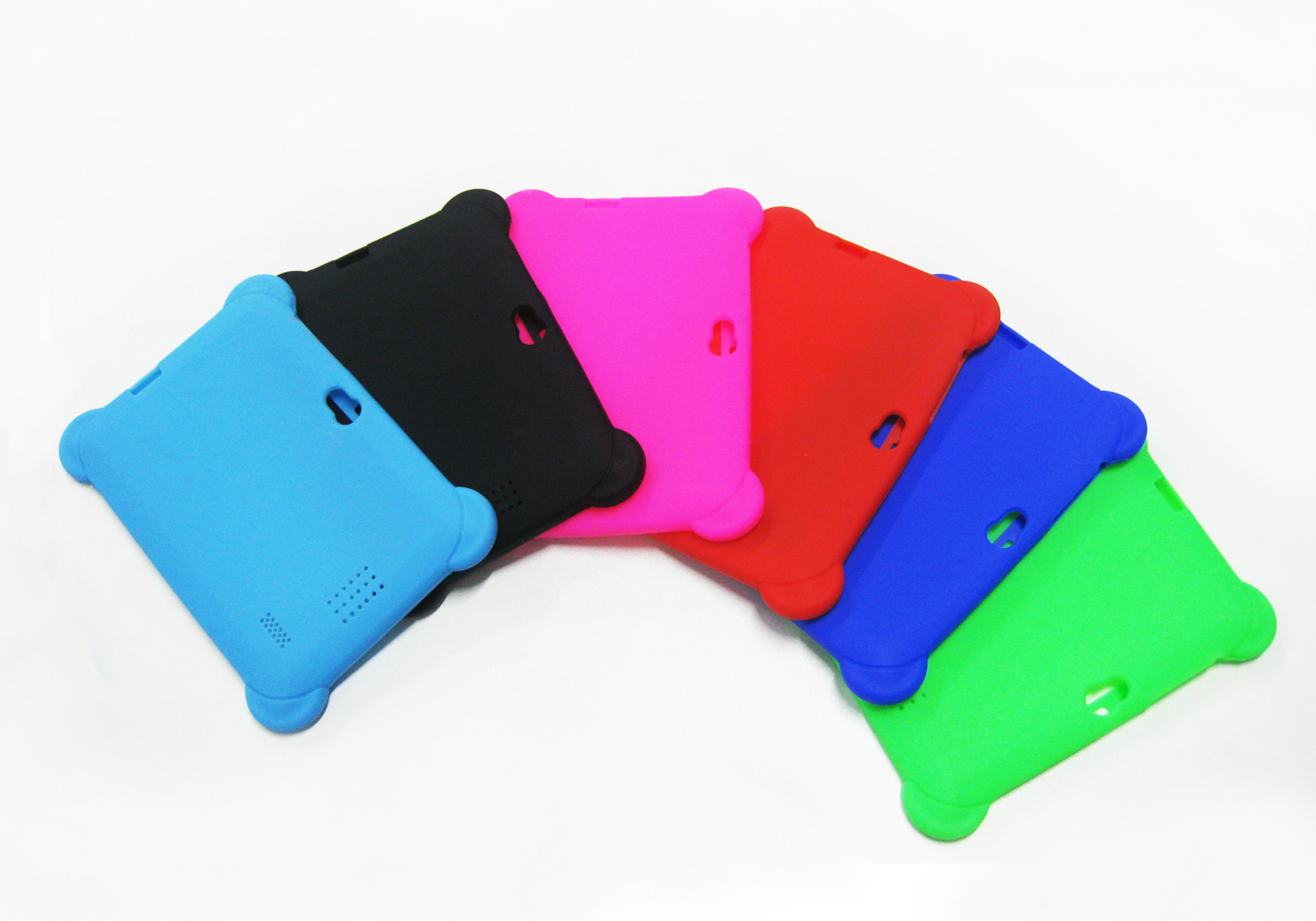 7 inch Tablet Case q88 flat silicone sets children wholesale Tablet PC Tablet PC Accessories