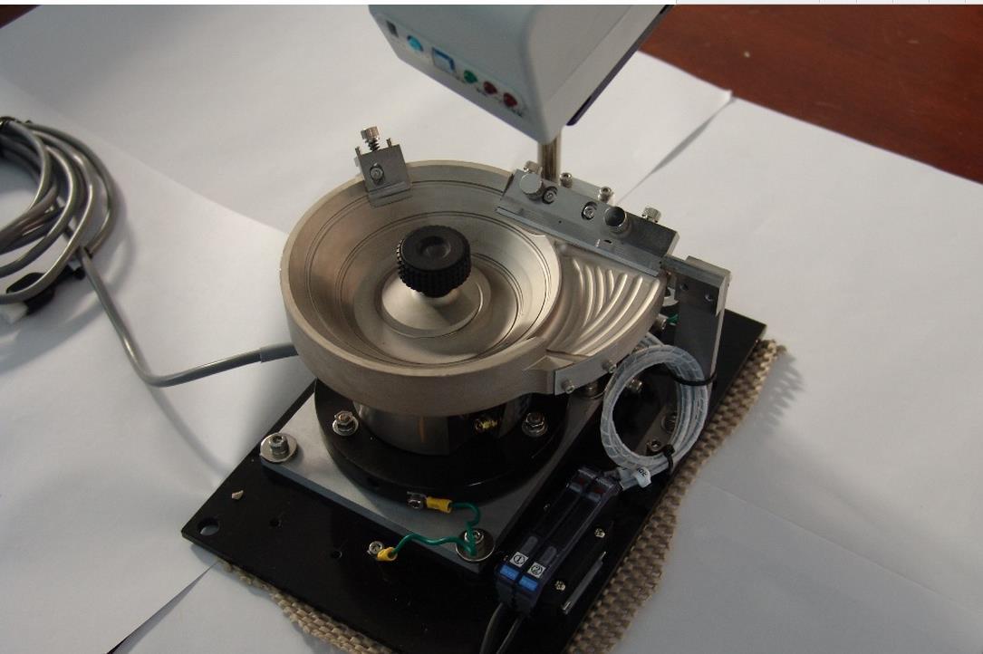 Máy sàng   Vibration plate wafer, the wafer Vibrating Report