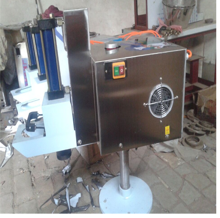 Hebei rain branded manufacturers new hydraulic Hele Hele noodle machine commercial automatic dough m