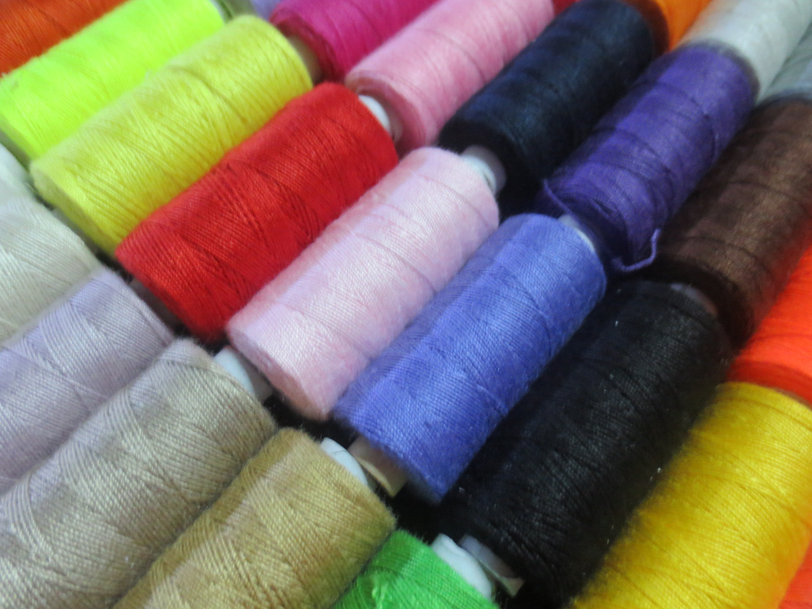203 large supply Supply polyester thread color number Remarks own circular cotton clothing. Polyeste