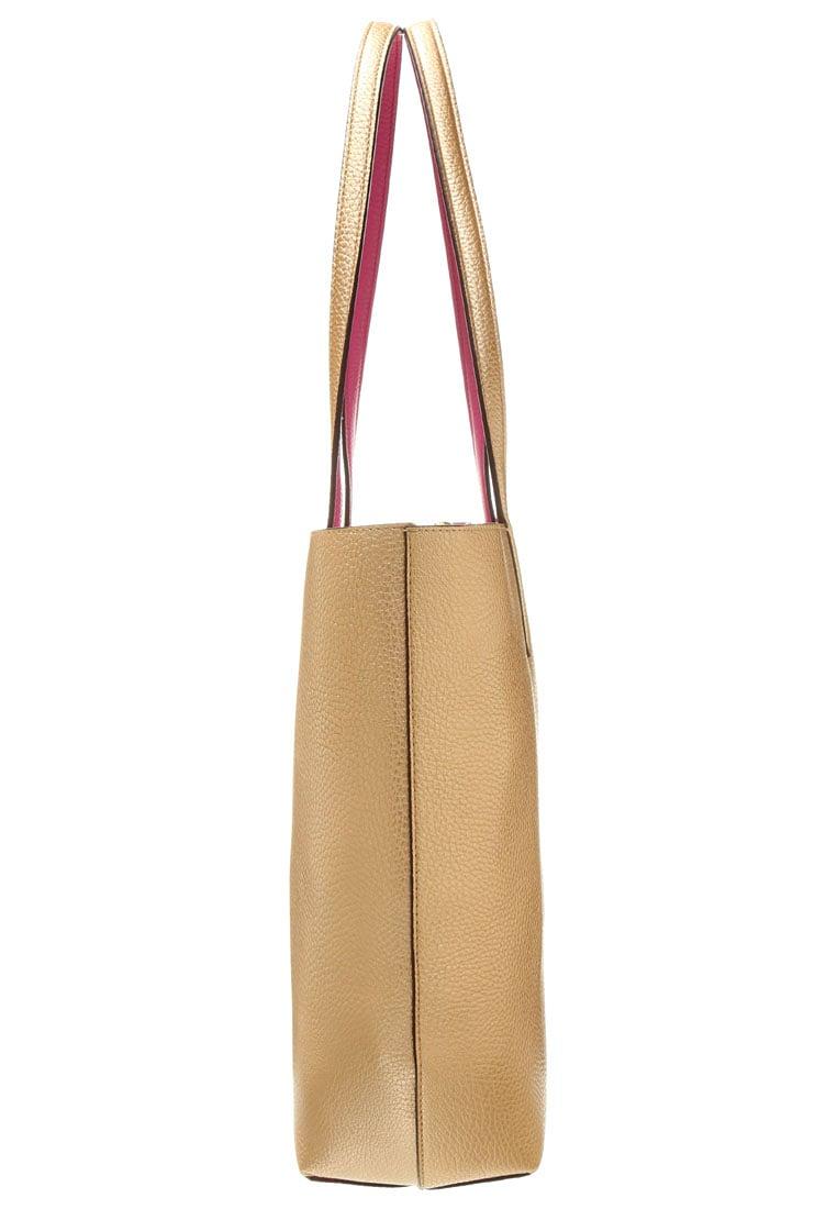Lauren Ralph Lauren OLIVIA - Shopping Bag - dold mine/rasberry