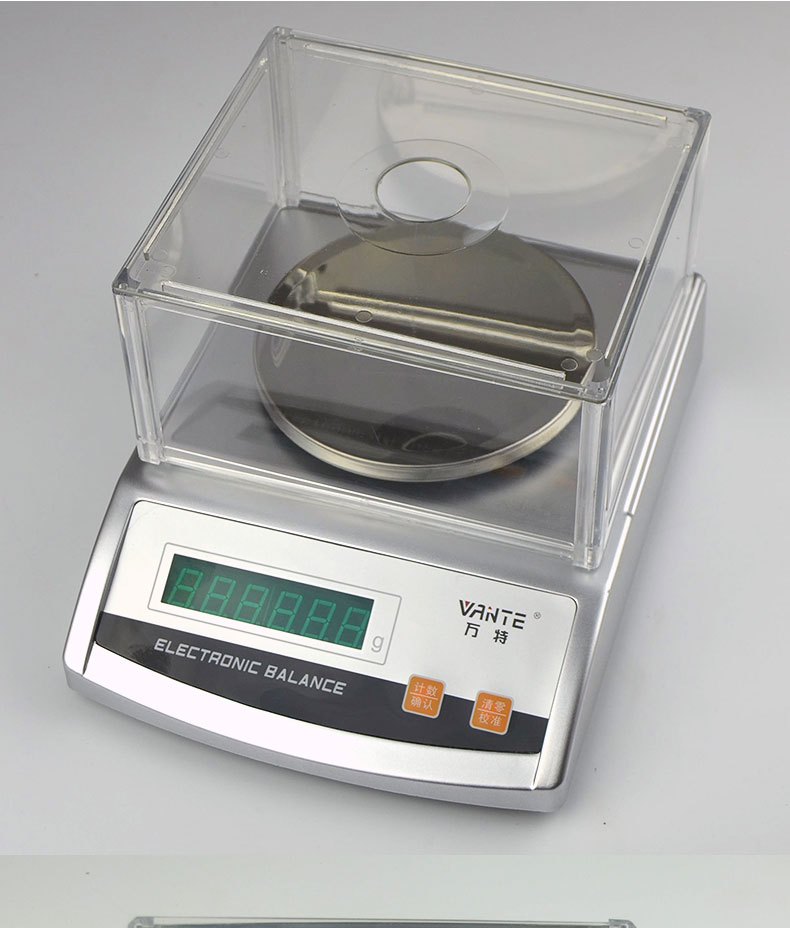 Dụng cụ phân tích  Aventis electronic analytical balance 0.001g gold jewelry g 1mg said laboratory