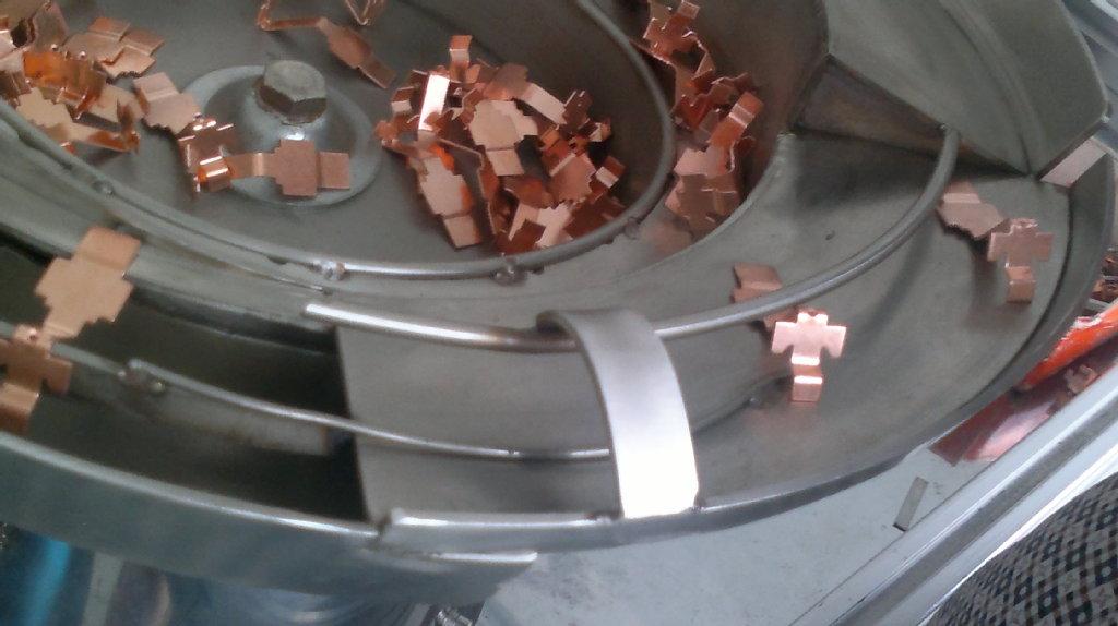 Máy sàng   Wholesale copper vibration plate vibration plate vibration plate Hangzhou Xiaoshan Zhen