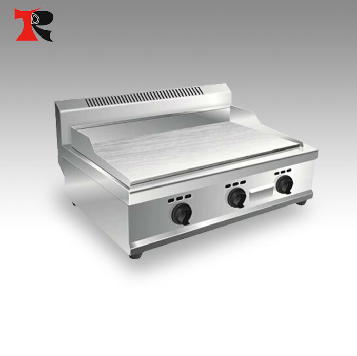 Willy VG-720 stainless steel Gas Griddle commercial grasping cake machine Dorayaki furnace Teppanyak