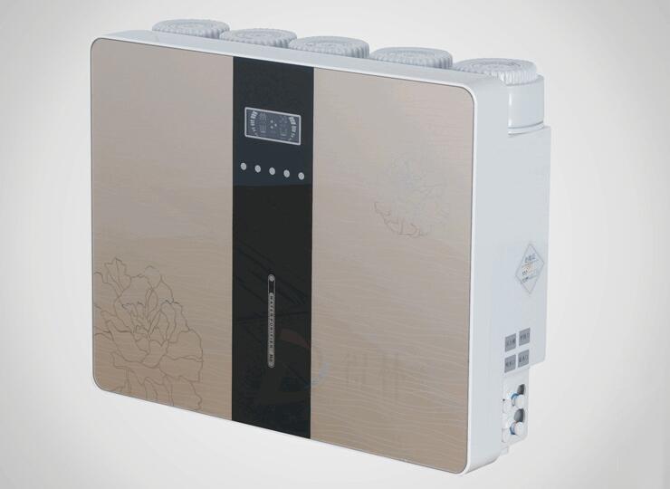 Máy lọc nước 6 thế hệ công nghệ RO