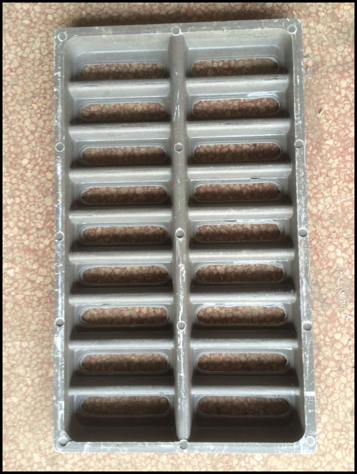 Nắp cống  The compound plate 300*500*50 polymer composite manhole cover manhole ditch trench cover